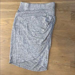Min length skirt
